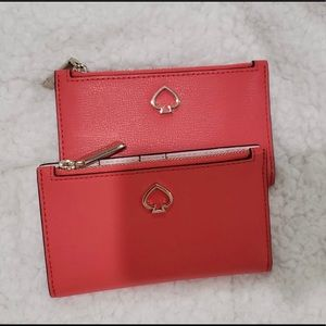 Kate Spade Small Bifold Wallet, Collection: Adel